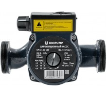 Насос циркуляционный UNIPUMP CP 32-40 180