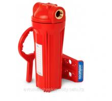 Водоочиститель Посейдон (Россия) для горячей воды  1/2 с ЭФГ